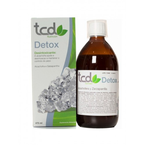 TCD DETOX 475 ML