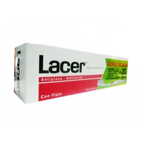 LACER FLUOR PASTA 125 ML