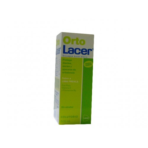 ORTOLACER COLUT LIMA FRES500ML