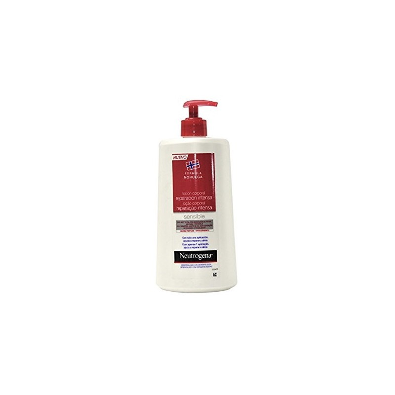 NEUTROGENA LOCION REPARACIÓN INTENSA 750 ML