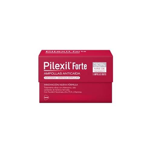 PILEXIL FORTE AMPOLLAS ANTICAIDA 5 ML 20 AMPOLLA