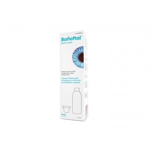BAŃOFTAL 200 mL para bańos oculares