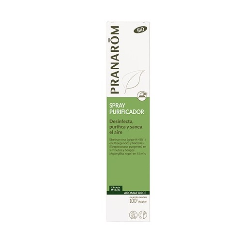 PRANAROM AROMAFORCE SPRAY AMBIENTE Y PURIFICADOR