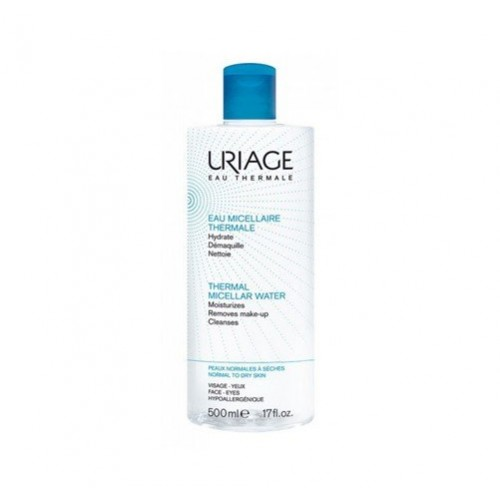URIAGE AGUA MICELAR DEMAQUILLANTE PNS 500 ML