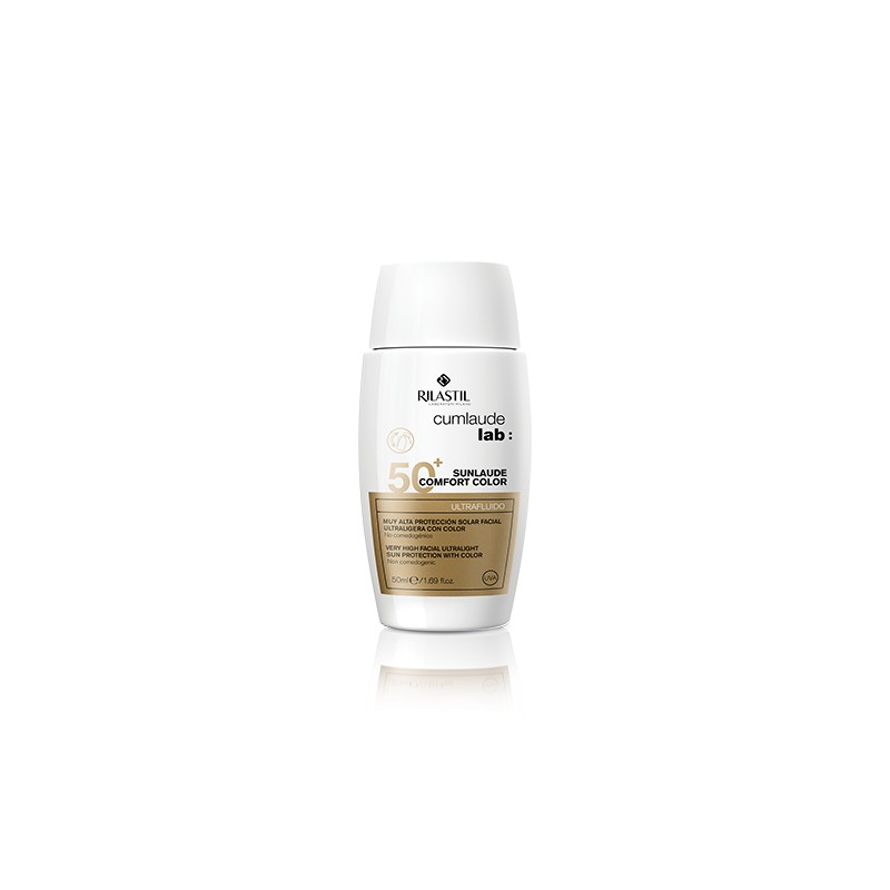SUNLAUDE SPF 50+ COMFORT COLOR 50 ML