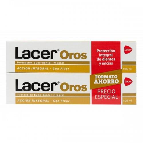 LACER OROS DUPLO 125ML +125 ML