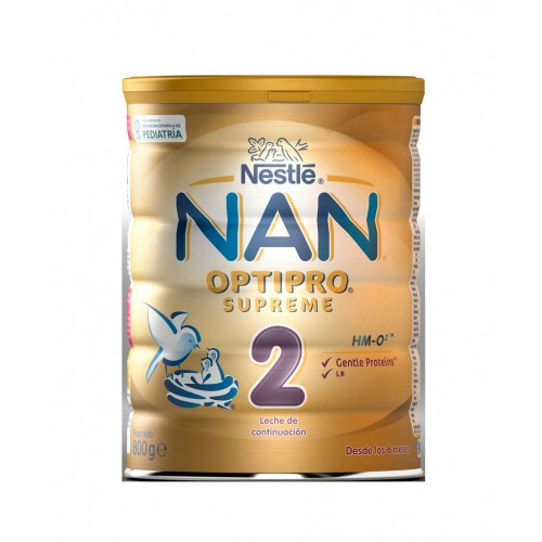 NAN 2 OPTIPRO SUPREME 800 G