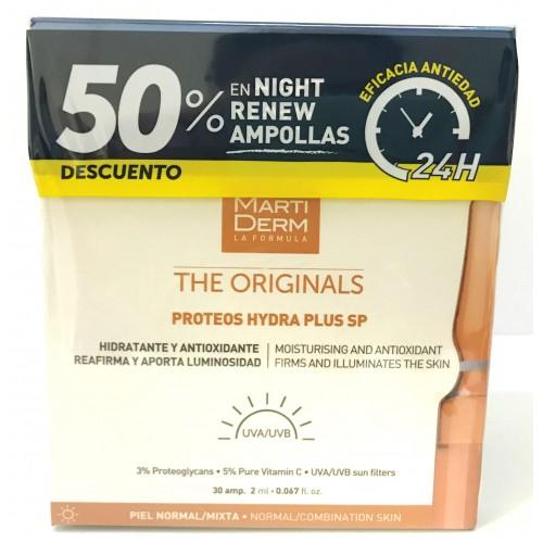 MARTIDERM PROTEOS HYDRA SP 30 AMP+10 NIGHT (NAR)