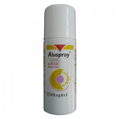 ALUSPRAY 210 ML VET
