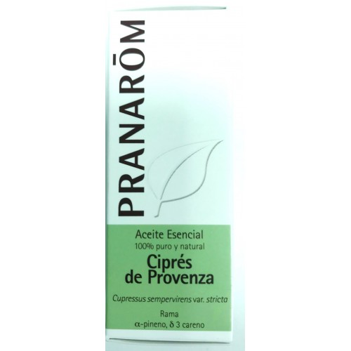PRANAROM ACEITE ESENCIA CIPRES DE PROVENZA 10 ML