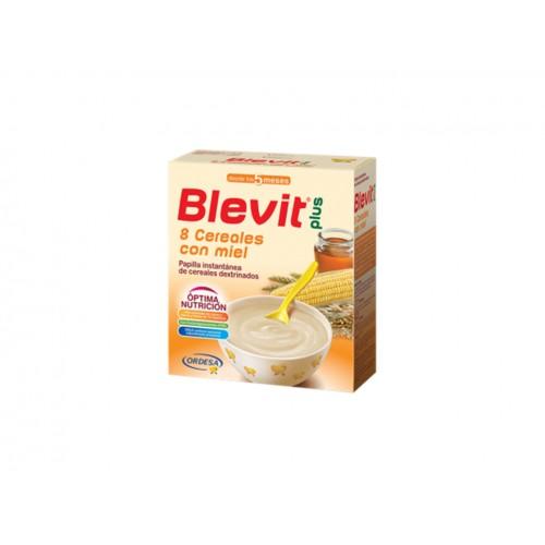 BLEVIT PLUS 8 CERALES CON MIEL 1000G