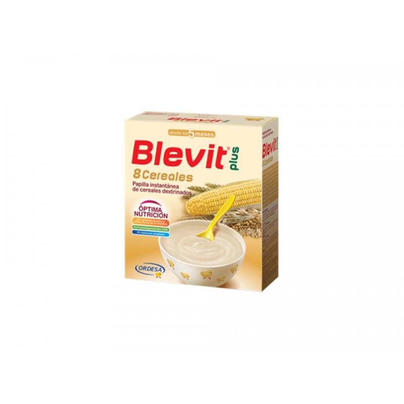 BLEVIT PLUS 8 CEREALES 600 G+REGALO