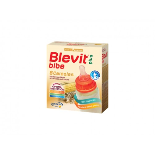 BLEVIT PLUS 8 CEREALES PARA BIBERON 600G