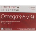 NUTRIOX  OMEGA 3-6-7-9 45 CAPSULAS