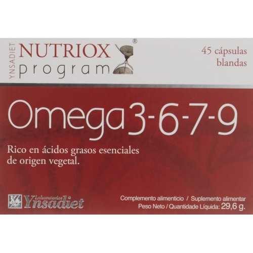 NUTRIOX OMEGA 3-6-7-9