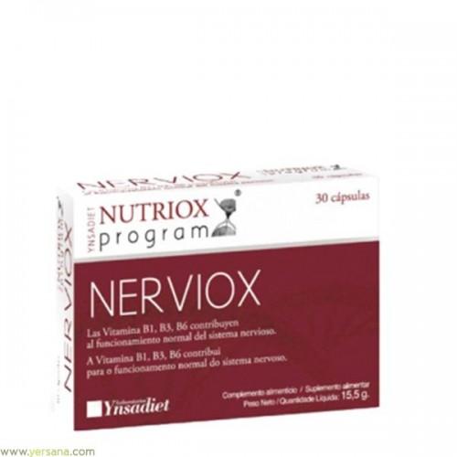 NUTRIOX NERVIOX 30 CAPSULAS