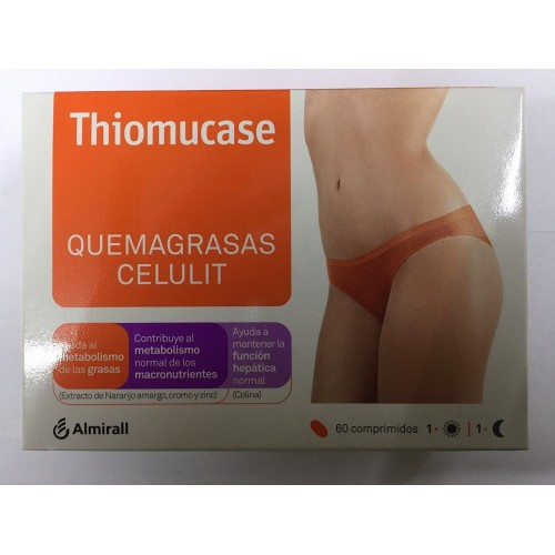 THIOMUCASE QUEMAGRAS 60TABLET