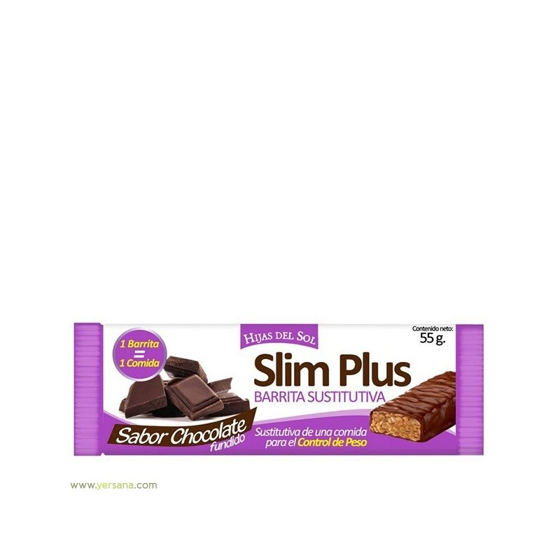 BARRITA SUS SLIM PLUS CHOCOLATE TCUIDA
