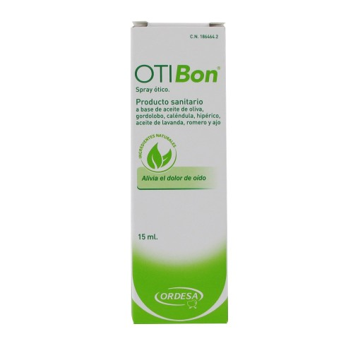 OTIBON SPRAY OTICO 15ML