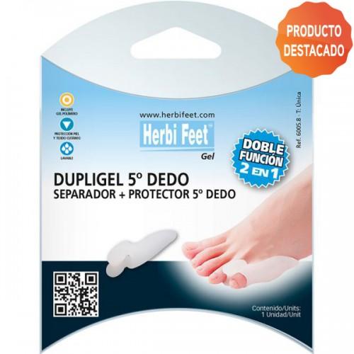HERBIFEET DUPLIGEL 5º DEDO SEPARADOR+PROTECTOR