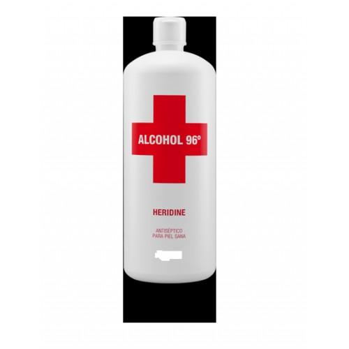 INTERAPOTHEK ALCOHOL HERIDINE 250 ML.