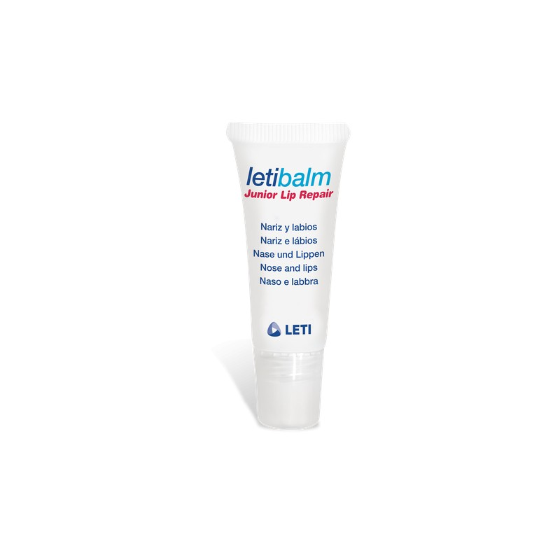 LETIBALM FLUIDO JUNIOR LIP REPAIR 10 ML