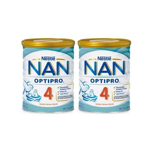 NAN 4 OPTIPRO DUPLO 2 X 800 G