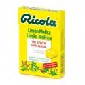 RICOLA CARAMELOS SIN AZUCAR LIMON 50 G