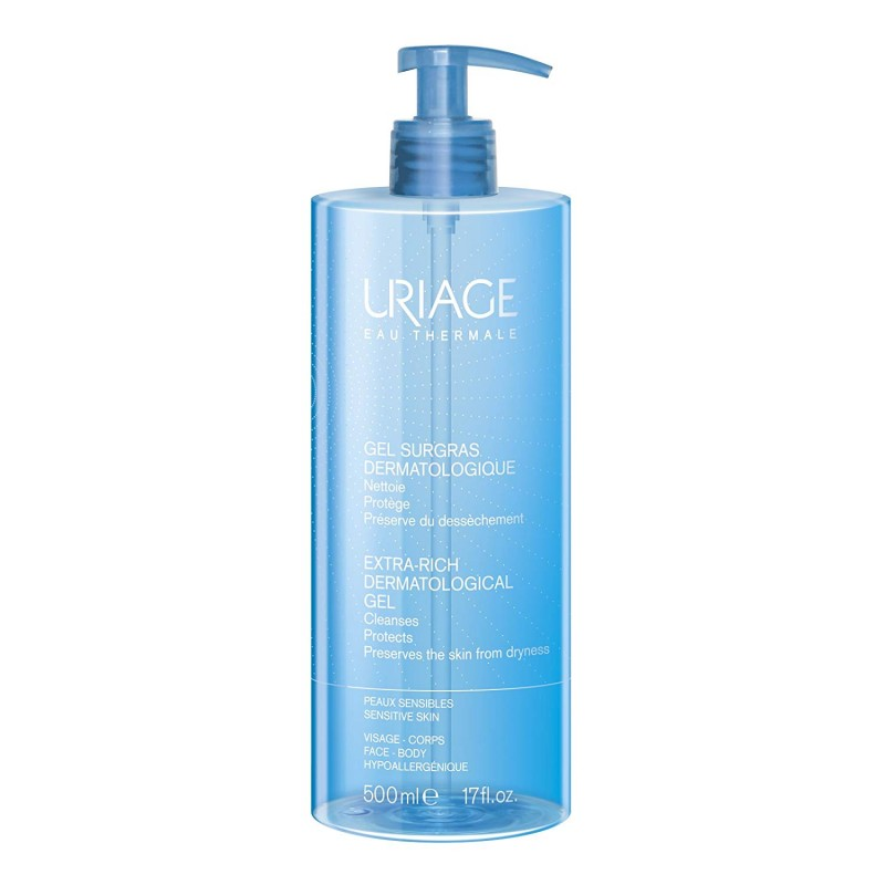 URIAGE GEL SURGRAS DERMATOLOGICO 500 ML