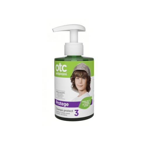 OTC ANTIPIOJOS CHAMPU PROTECT 300 ML