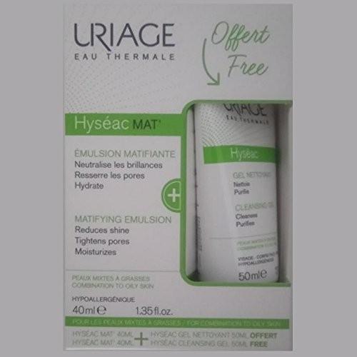 URIAGE HYSEAC EMULS MATIFICANTE 40 ML+AGUA MICEL