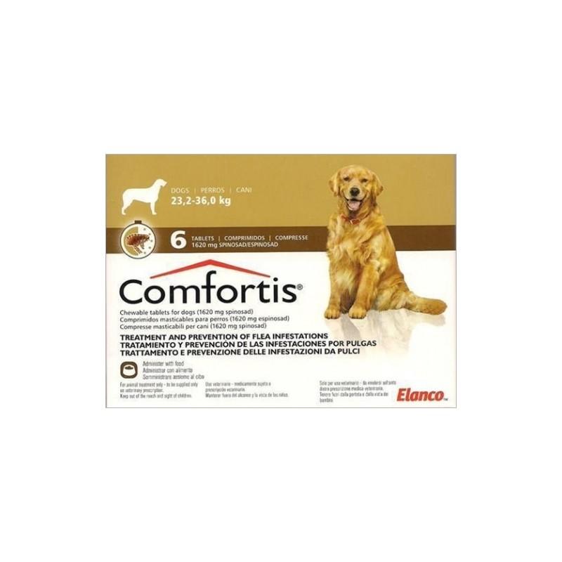 COMFORTIS 1620MG 1 COMPRIMIDO