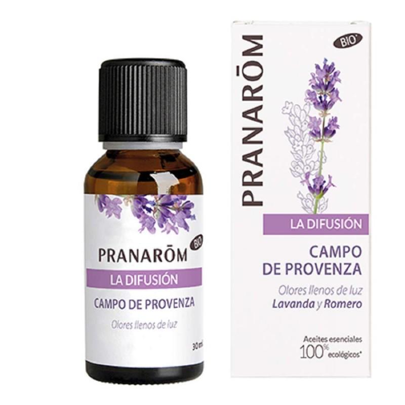 PRANAROM LA DIFUSION CAMPO DE PROVENZA LAVANDA