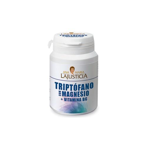 TRIPTOFANO MAGNESIO+VIT B6 60 COMP  LAJUSTICIA