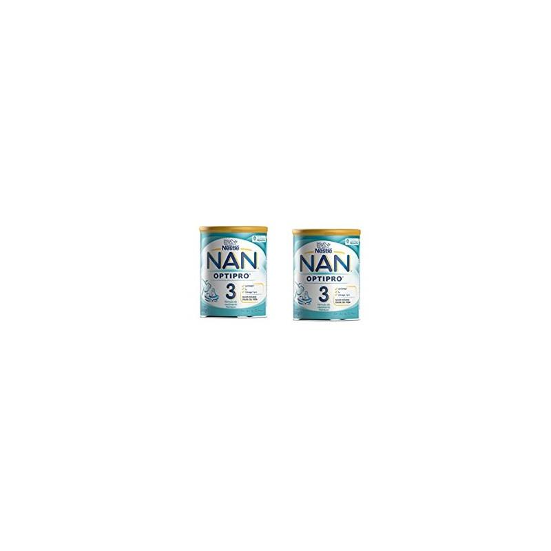 NAN 3 OPTIPRO DUPLO 2 X 800 G
