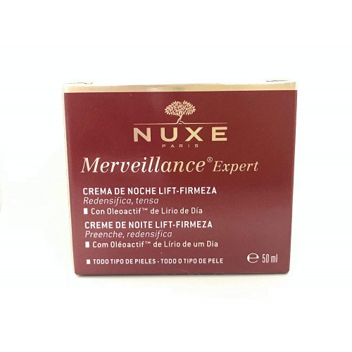 NUXE MERVEILLANCE EXPERT CR LIFT FIRM NOCHE 50ML