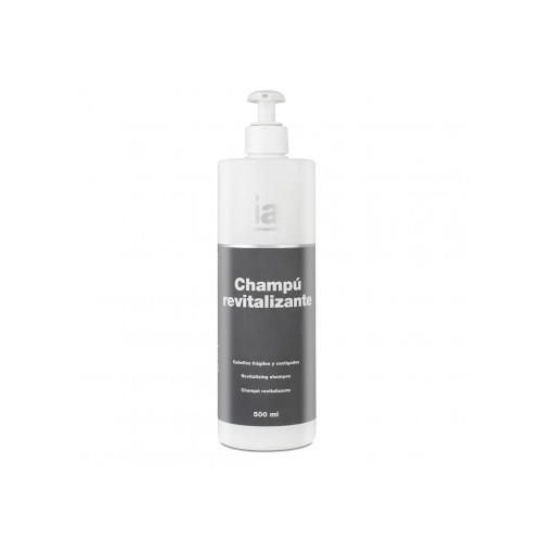 INTERAPOTHEK CHAMPU REVITALIZANTE 500 ML.