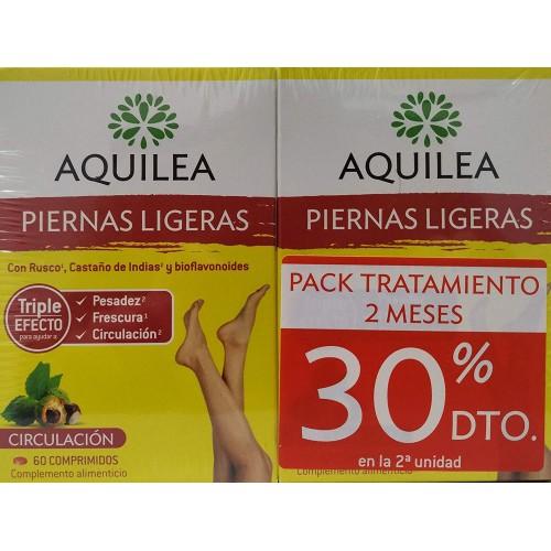 AQUILEA PIERNAS LIGERAS 60COM+ 2ª UD AL 30% DTO