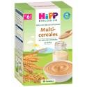 HIPP BIOLOGICO PAPILLA MUTICEREALES 2X200 GR
