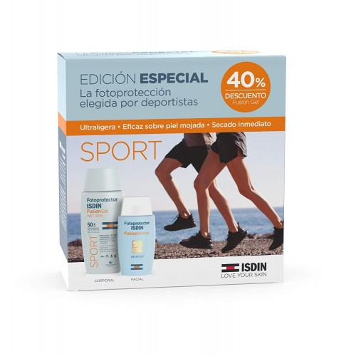 ISDIN SPORT PROTECTOR WATER SPF50+ GEL 40%DTO