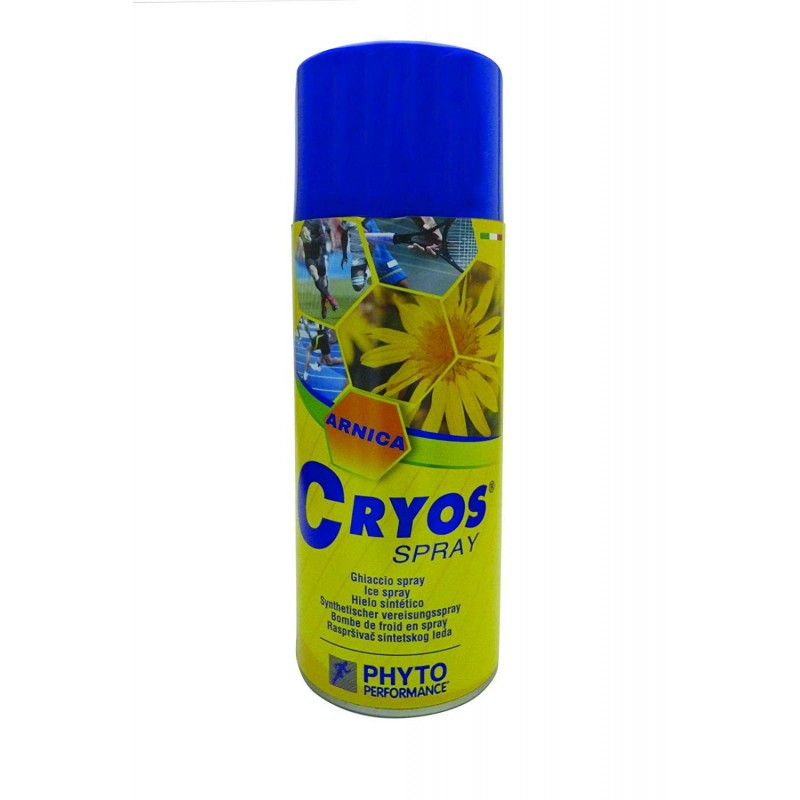 CRYOS SPRAY ARNICA 400 ML