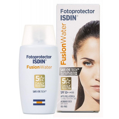 ISDIN FOTOPROTECTOR SPF-50 FUSION WATER 50 ML