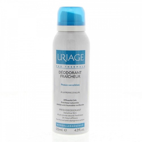 URIAGE DESODORANTE FRESCO 125 ML