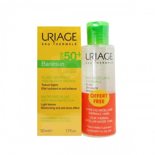 URIAGE BARIESUN MAT SPF 50+ 50 ML