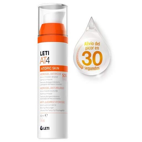 LETI AT-4 HIDROGEL ANTIPICOR 50 ML