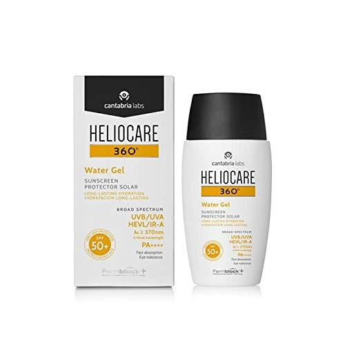 HELIOCARE 360º  WATER GEL SPF+50  50 ML