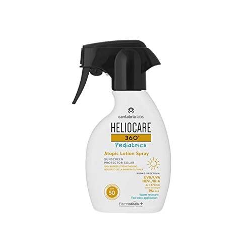 HELIOCARE 360 º PEDIATRICS ATOPIC SPRAY   250 ML