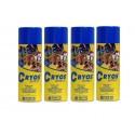 Cryos spray frio pack de 4 uni