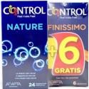 CONTROL PRESERVATIVO ADAPTA NATURE 24U+6UD GRATI