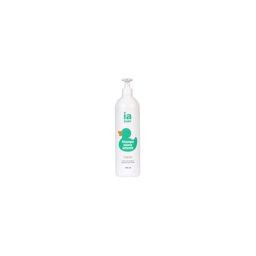 INTERAPOTECK CHAMPU SUAVE INFANTIL  750 ML